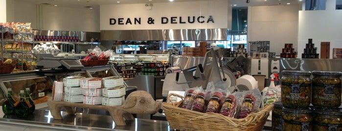 Dean & DeLuca is one of Charlotte Favorites.