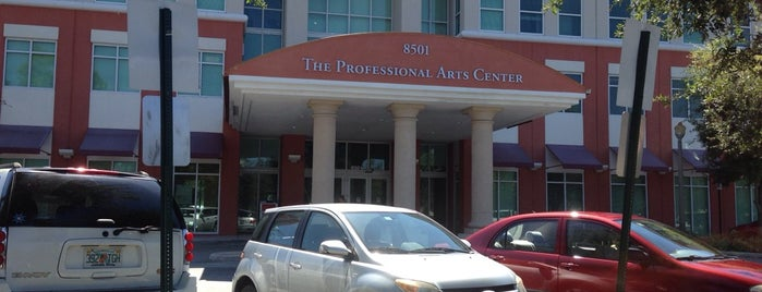 Kendall Eye Institute is one of Miami.