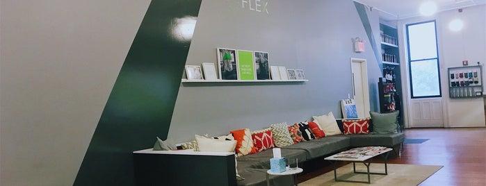 FLEX Studios is one of Swole.