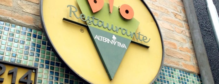 Bio Alternativa is one of Restaurantes lights.