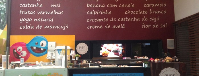 Puro Brigadeiria Café is one of Lieux qui ont plu à Katy.