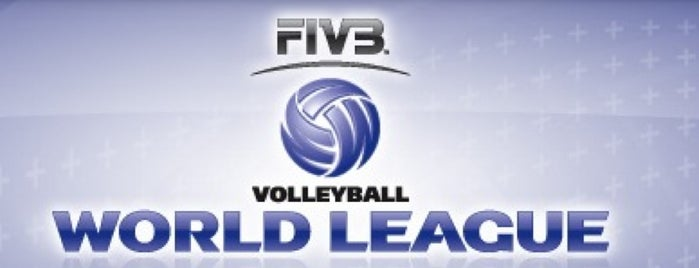 FIVB Volleyball World League Ciudad de México 2014 is one of Posti che sono piaciuti a Ernesto.