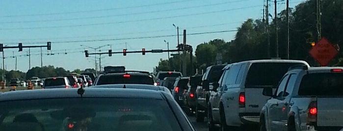 Stuck In Traffic On Keystone is one of Yunus : понравившиеся места.