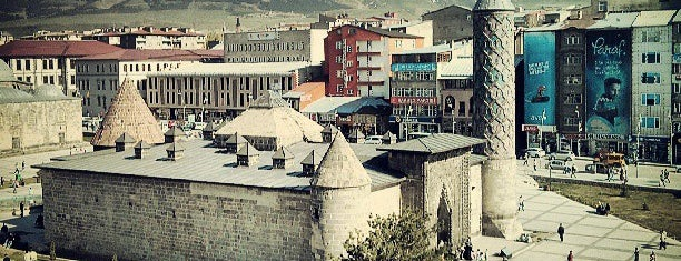 Şamata Cafe is one of Erzurum.