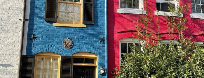 The Spite House is one of Best of: Alexandria, VA.