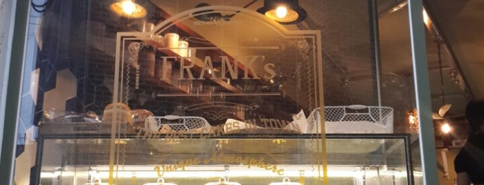 FRANK's is one of 용산.