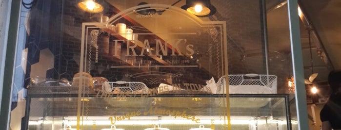 FRANK's is one of Tempat yang Disimpan Suyeon.