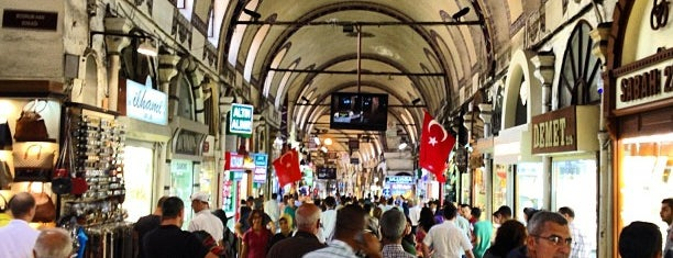 Grand bazar is one of Long weekend in Istanbul.