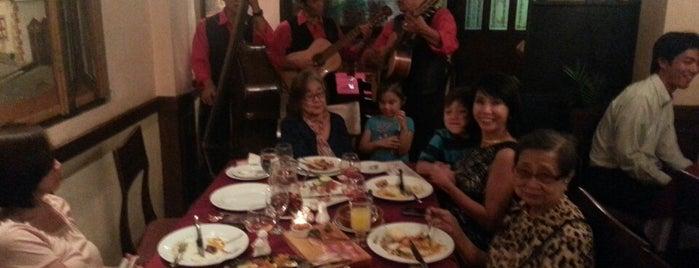 Alba Restaurante Español is one of Food: Makati.