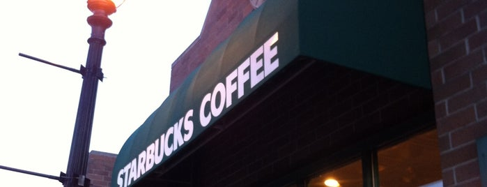 Starbucks is one of Martin's Liked Places.