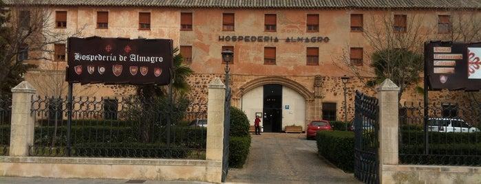 Hospedería De Almagro is one of ESPAÑA ★ Menú del día máx. 12€ ★.