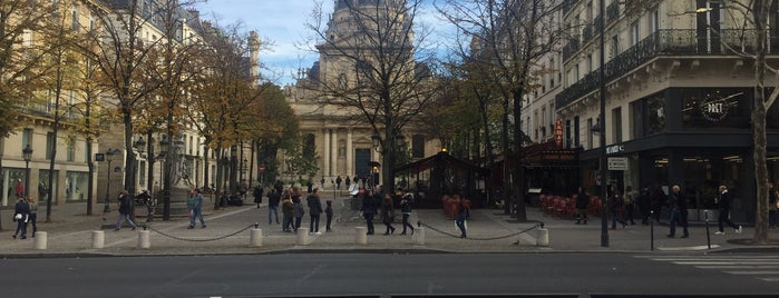 Chapelle de la Sorbonne is one of Paris.