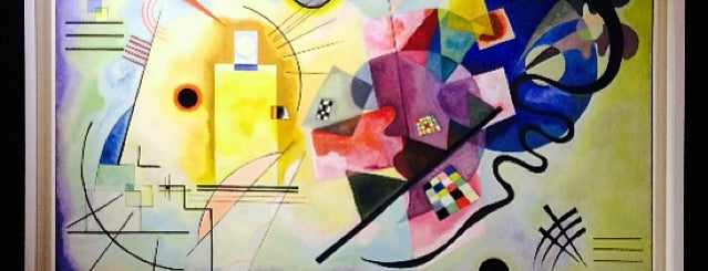 Vassily Kandinsky. La collezione dal Centre Pompidou. is one of สถานที่ที่ Valeria ถูกใจ.