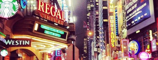 Regal E-Walk 4DX & RPX is one of NYC.