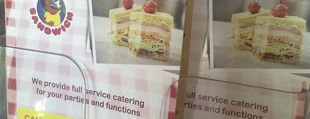 Simpo Sandwich is one of Vegan dining in Las Vegas.