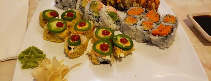 Wow Sushi is one of Kiesha's Must-visit Foods in Detroit Metro.