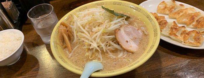 江川亭 調布店 is one of Posti che sono piaciuti a モリチャン.