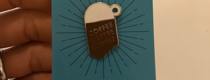 COFFEE COFFEE COFFEE is one of สถานที่ที่บันทึกไว้ของ Colleen.