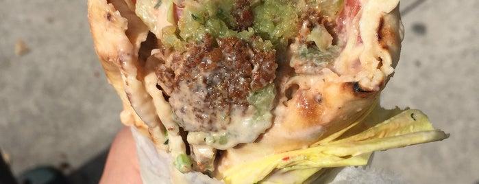 Taste In Mediterranean Food is one of Bay Area gastro tour.