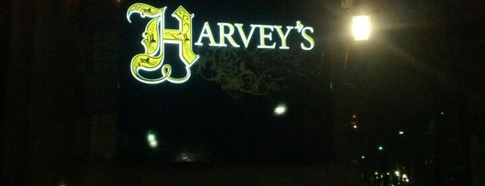 Harvey's is one of Why Starbucks?.