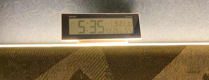 ダイワロイネットホテル 京都駅前 is one of swiiitchさんのお気に入りスポット.