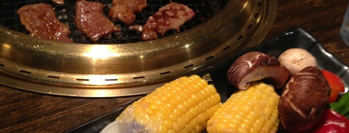 Gyu-Kaku Japanese BBQ is one of Food & Fun - Boston.