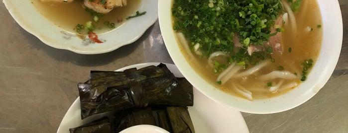 Bánh Canh Cá Lóc PVH is one of ăn hàng.