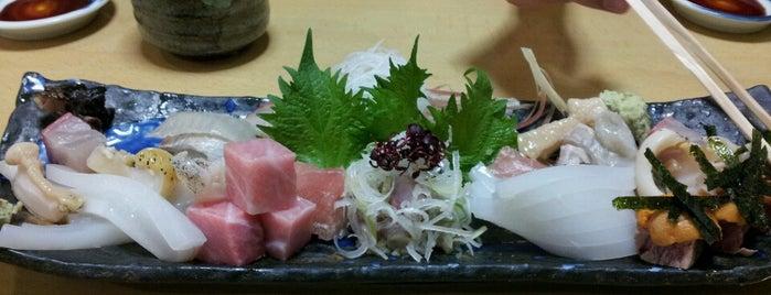 富久寿司 is one of ごはん.
