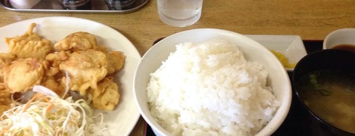 ちきちき亭 is one of 大分ぐるめ.