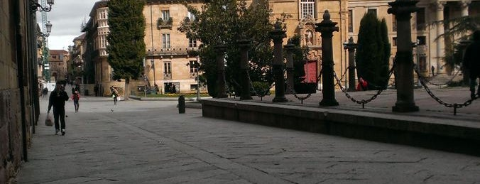 Plaza Anaya is one of Posti salvati di Dilara.