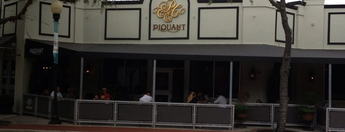Piquant is one of Locais curtidos por Melissa.