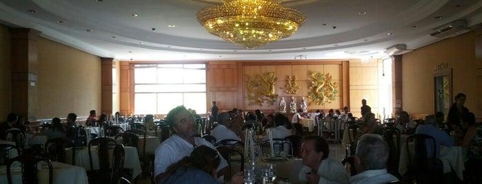 Restaurant Fu Sing is one of Tempat yang Disukai Sergio.