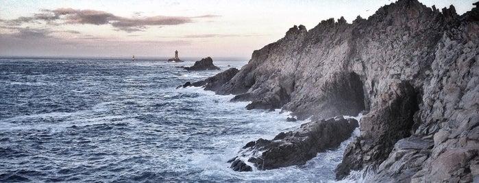 Pointe du Raz is one of Bienvenue en France !.