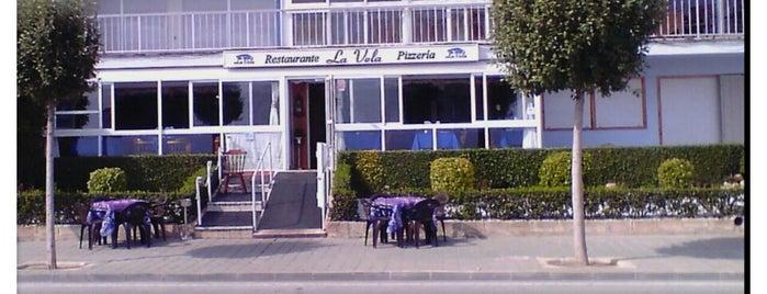Restaurante Pizzería La Vela is one of reparto de prensa.