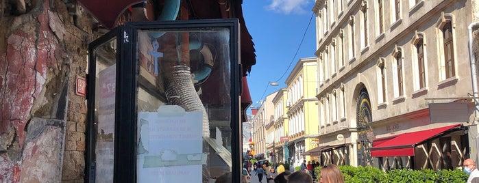 Dürüm Balıkcı Mehmet Usta is one of สถานที่ที่บันทึกไว้ของ Emre.