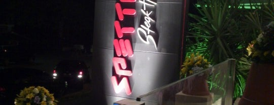 Spettus Steak House is one of Comidinhas.