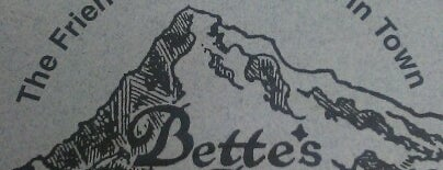 Bette's Place is one of Oregon.