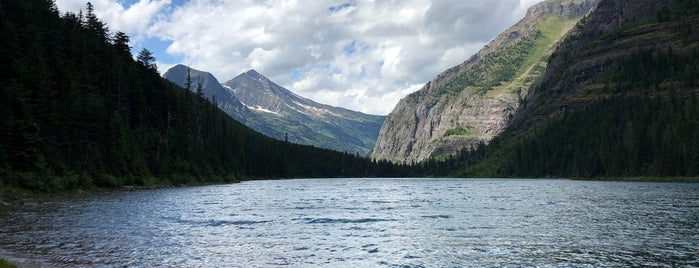 Avalanche Lake Trail is one of Glacier to Chicago.