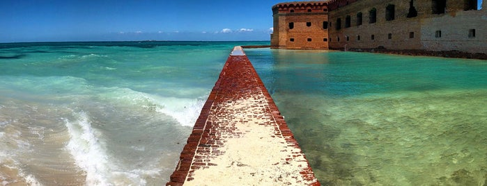 Dry Tortugas National Park is one of Megan : понравившиеся места.