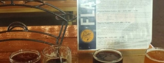 Flagship Brewing Co. is one of 777....