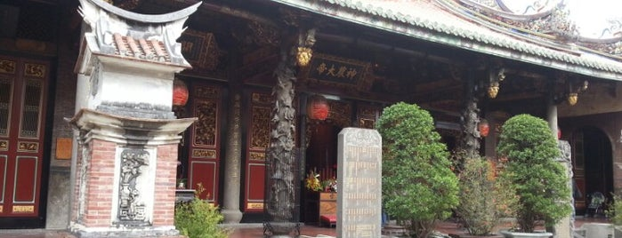 Dalongdong Baoan Temple is one of Taiwan.