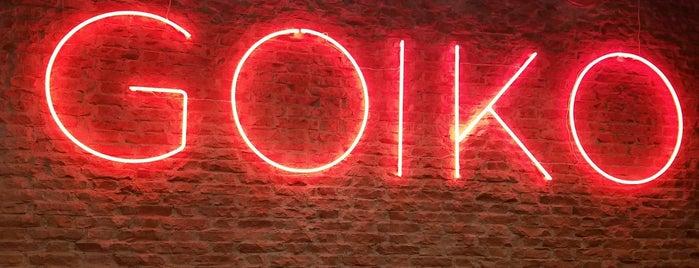 Goiko Grill is one of Tempat yang Disukai Jose Luis.