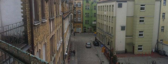 Ulica Czartoria is one of Poznań-miasto doznań.