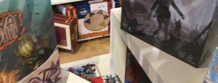Labyrinth Games & Puzzles is one of Lieux qui ont plu à Char.
