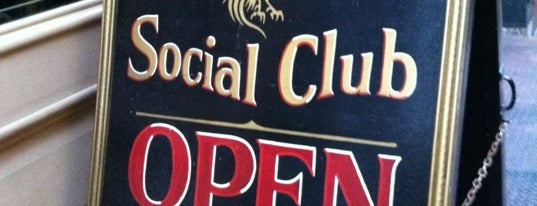 Wooster St Social Club is one of NYC.