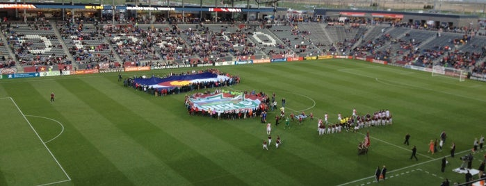 Dick's Sporting Goods Park is one of Denver 2013.