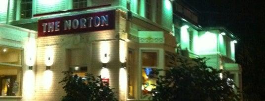 The Norton is one of Tempat yang Disimpan Kathryn.