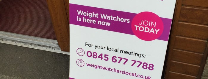 Weight Watchers is one of Liliia: сохраненные места.