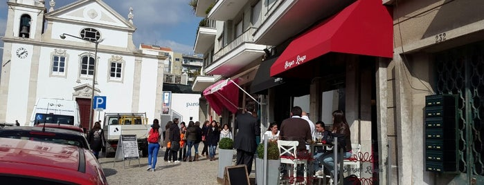 Burger Rouge is one of Restaurantes.