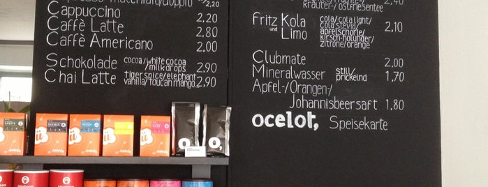 ocelot, not just another bookstore is one of Berlin.